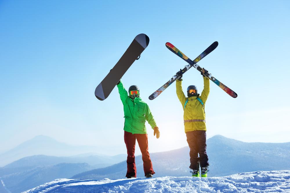 Her er tre af de bedste skisportssteder i Sverige