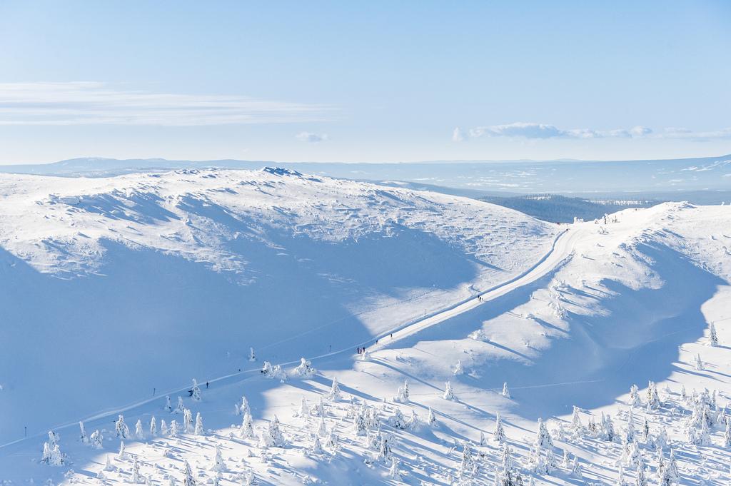 De bedste skiområder i Norge